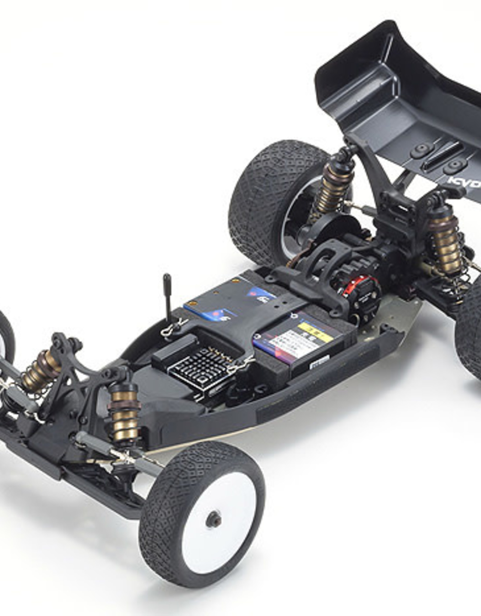 KYOSHO KYO34304 ULTIMA RB7SS Stock Spec  1/10 Scale Performance Buggy Kit.