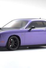 KYOSHO KYO34415T1B Fazer Mk2 Dodge Challenger SRT Hellcat RTR Purple