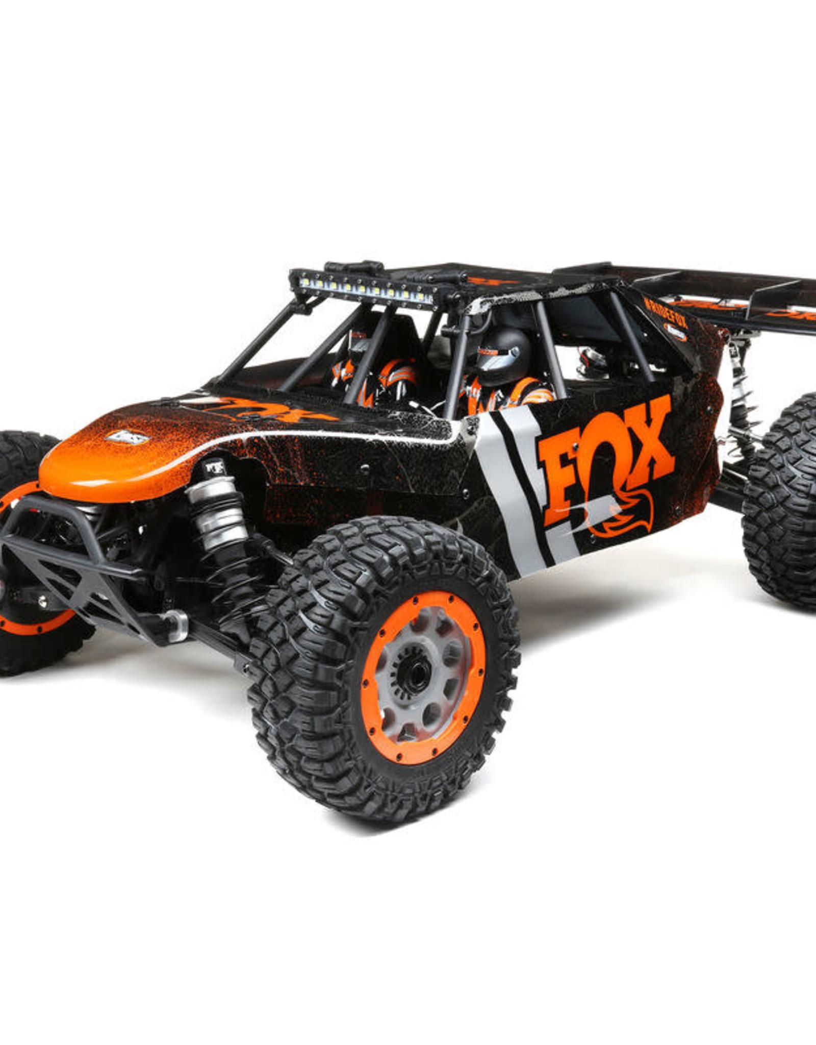 Losi LOS05020T1 DBXL-E 2.0: 1/5th 4wd SMART Electric RTR - FOX