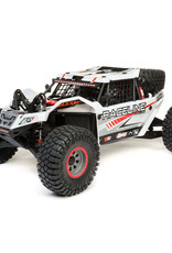Losi LOS05016T1 White SuperRockRey:1/6 4wd RTR AVC