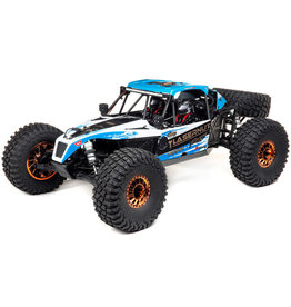 Losi LOS03028T1 1/10 Lasernut U4 4WD Brushless RTR with Smart ESC, Blue