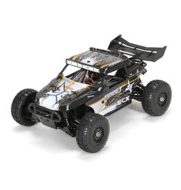 ECX ECX01005T1 1/18 Roost 4WD Desert Buggy: Black/Orange RTR