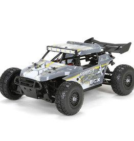 ECX ECX01005T2 1/18 Roost 4WD Desert Buggy : Grey/Yellow RTR