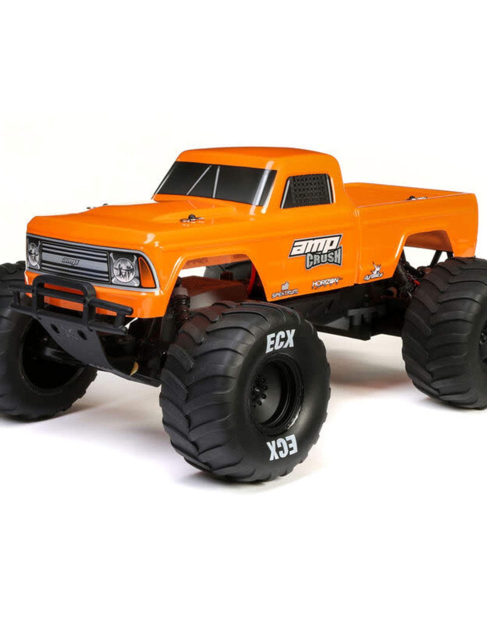 ECX ECX03048T2 1/10 AMP CRUSH MT 2WD: Orange RTR