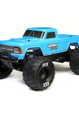 ECX ECX03048T1 1/10 AMP CRUSH MT 2WD: Blue RTR