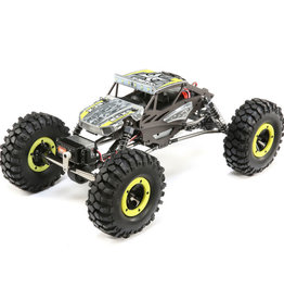 ECX ECX01015T1 1/18 4WD Temper Gen 2, Brushed: Yellow RTR