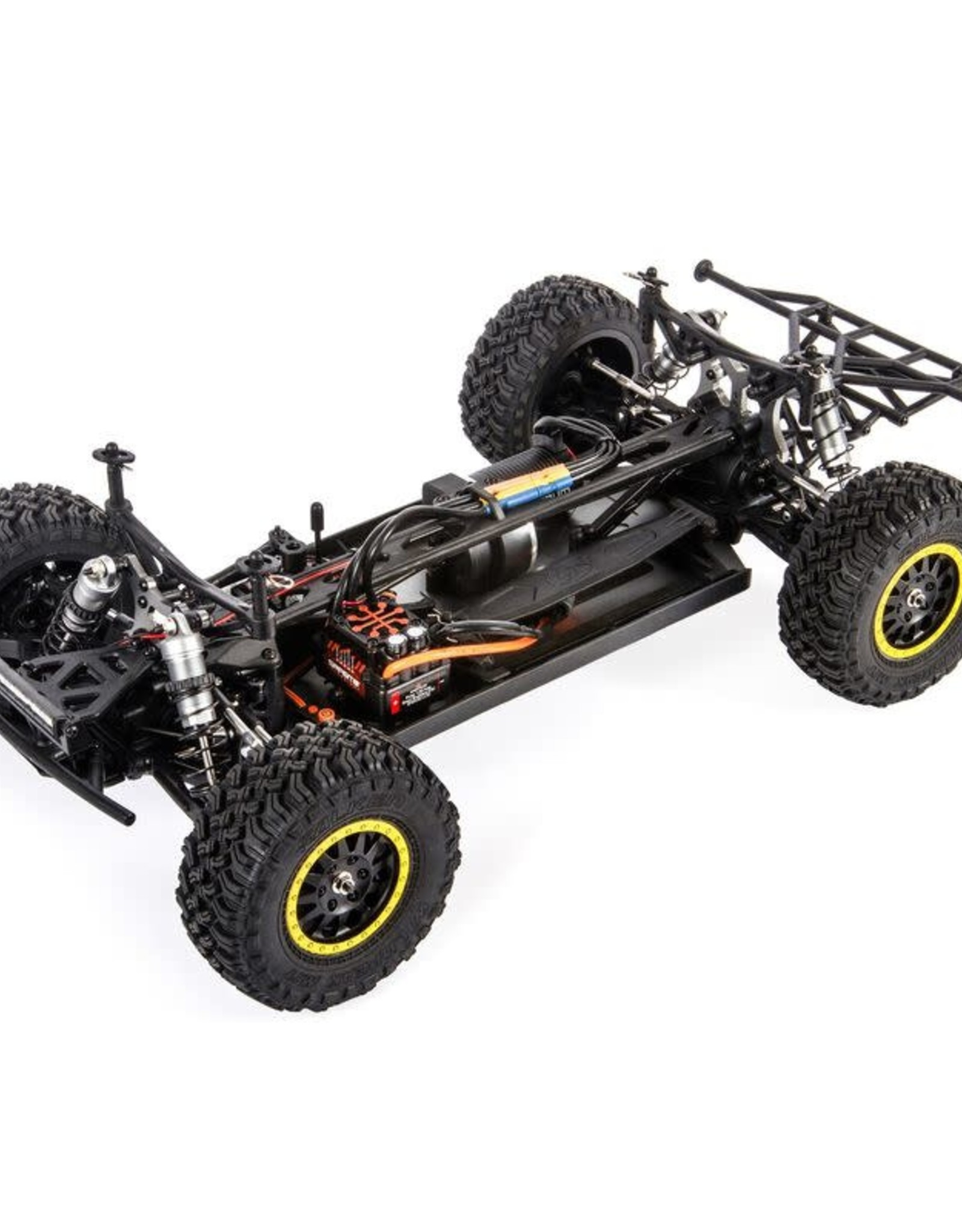 Losi LOS03019T2 1/10 TENACITY TT Pro 4WD SCT Brushless RTR with Smart, Falken