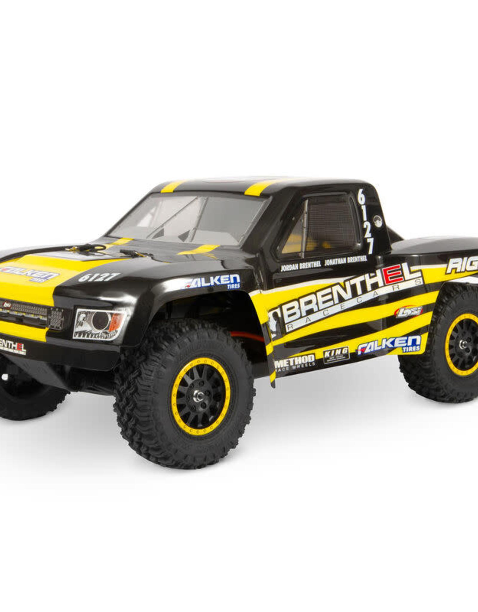 Losi LOS03019T1Tenacity TT Pro, Brenthel, Smart ESC: 1/10 4WD RTR