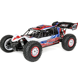Losi LOS03027T1 1/10 Tenacity DB Pro 4WD Desert Buggy Brushless RTR with Smart, Lucas Oil