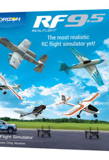 RFL1201 RealFlight 9.5 Flight Simulator Software Only