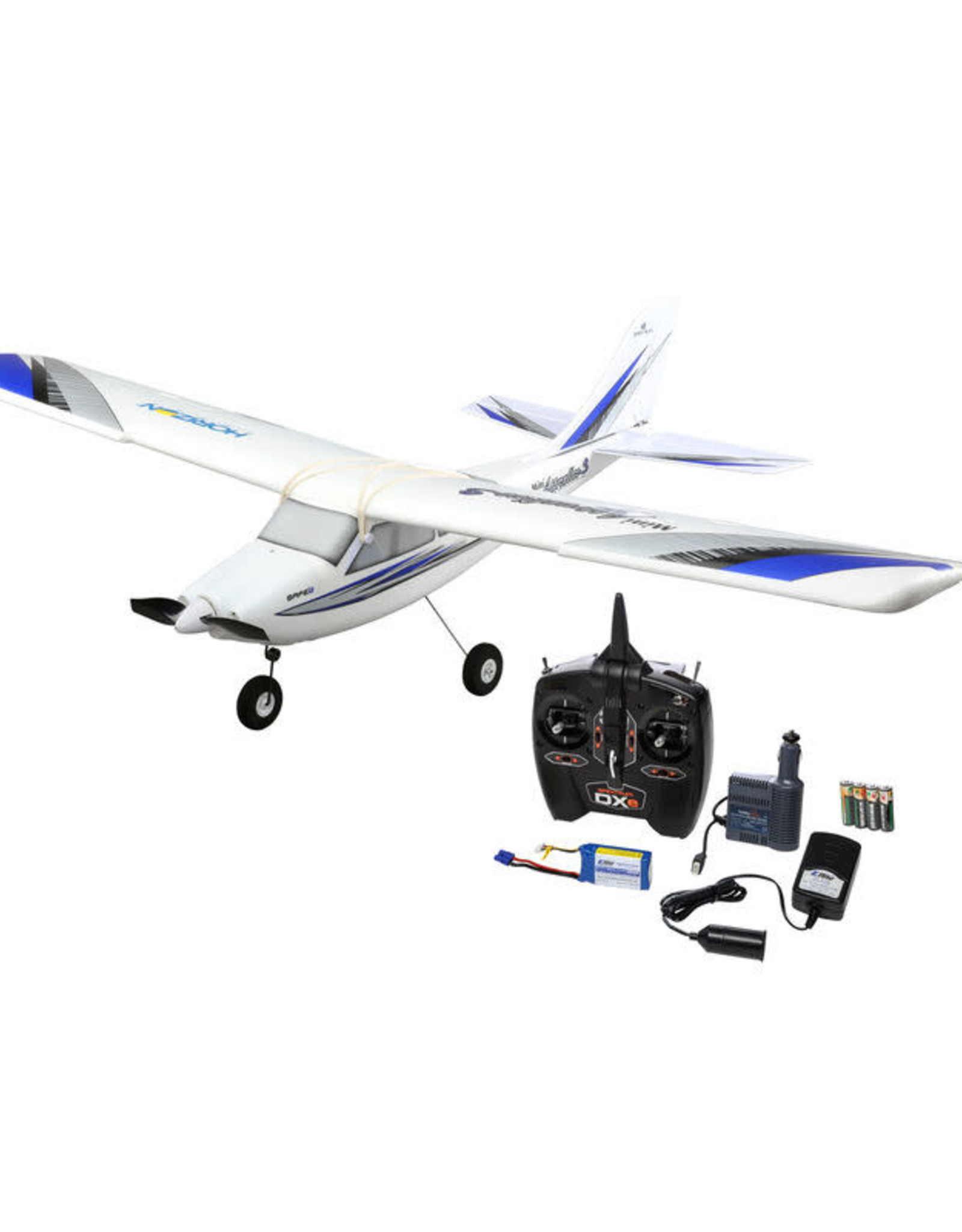 HobbyZone HBZ3100 Mini Apprentice S 1.2m RTF with SAFE
