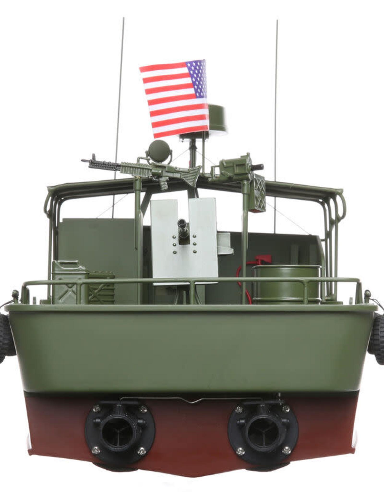 """Proboat PRB08027 Alpha Patrol Boat 21"""" Brushed RTR"""
