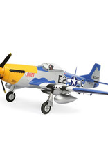 EFL EFL01250 P-51D Mustang 1.5m BNF Basic