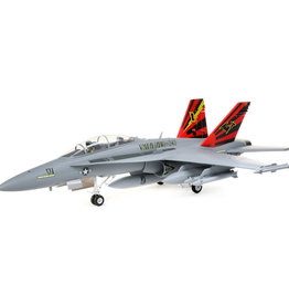 EFL EFL3950 F-18 80mm EDF BNF Basic w/AS3X and SAFE Select