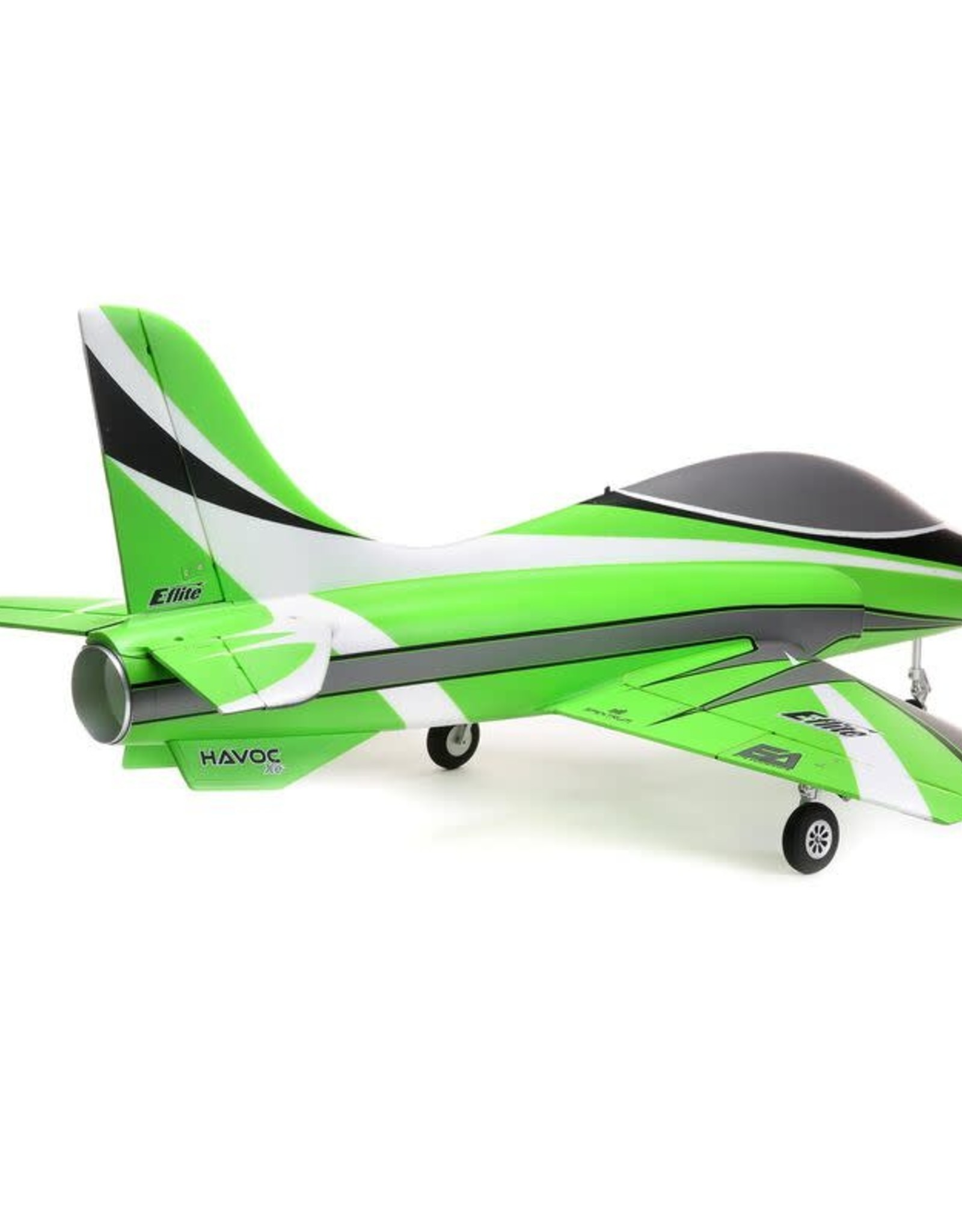 EFL EFL7550 HAVOC Xe 80mm EDF Sport Jet BNF AS3X & SAFE Select