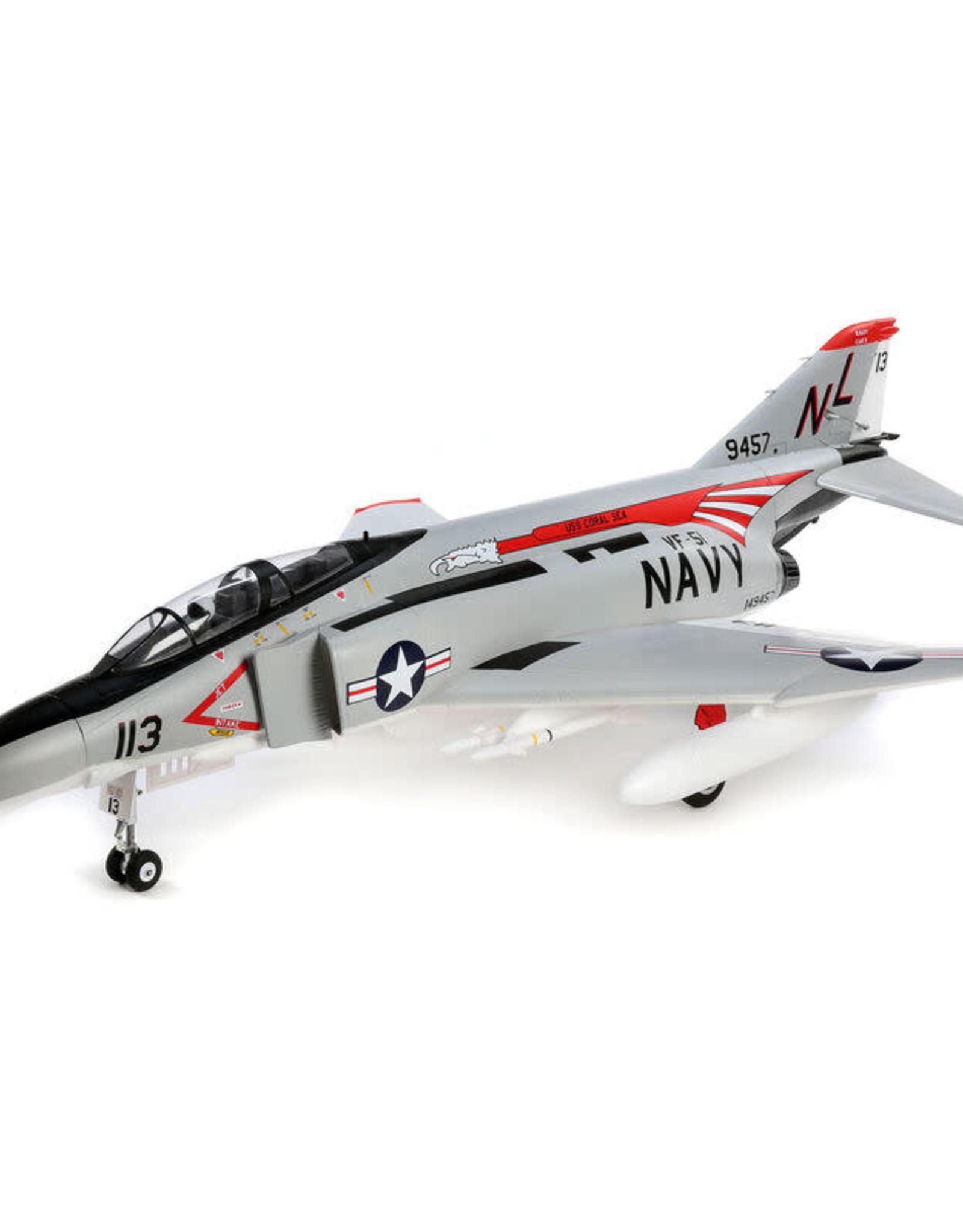 EFL EFL7975 F-4 Phantom II 80mm EDF PNP