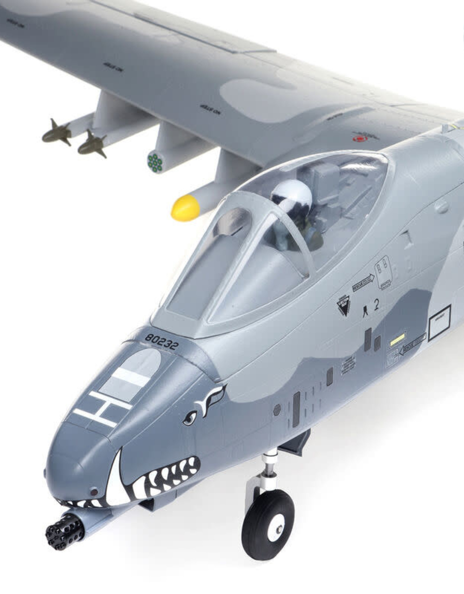 EFL EFL01150A-10 Thunderbolt II 64mm EDF BNF Basic AS3X w/SAFE