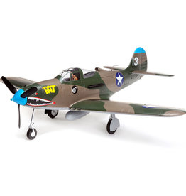 EFL EFL9150 P-39 Airacobra 1.2m BNF Basic with AS3X and SAFE Select