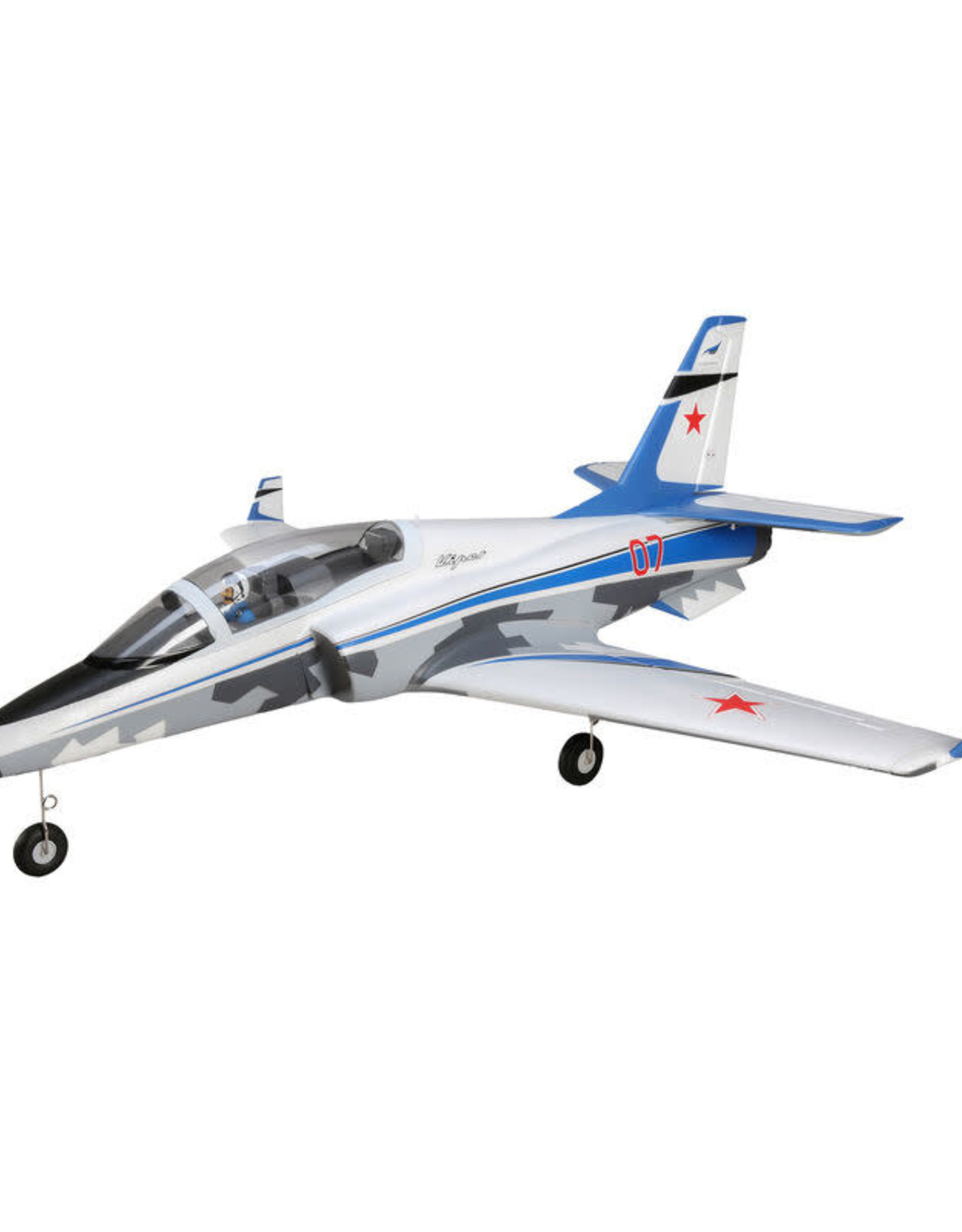 EFL EFL7750 Viper 70mm EDF Jet BNF Basic with AS3X and SAFE Select