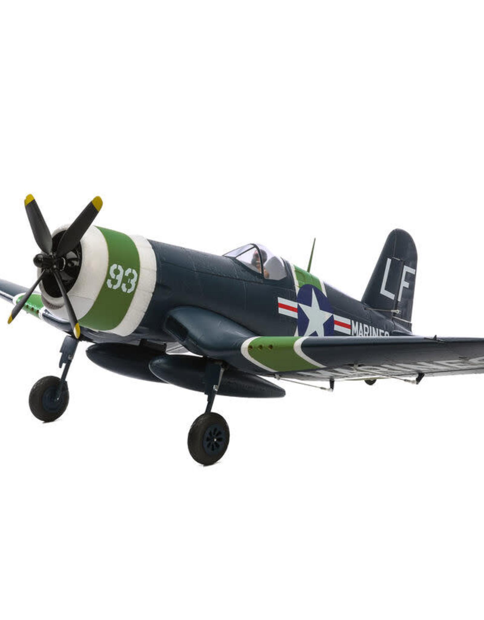 E-flite EFL8550 F4U-4 Corsair 1.2m BNF Basic with AS3X