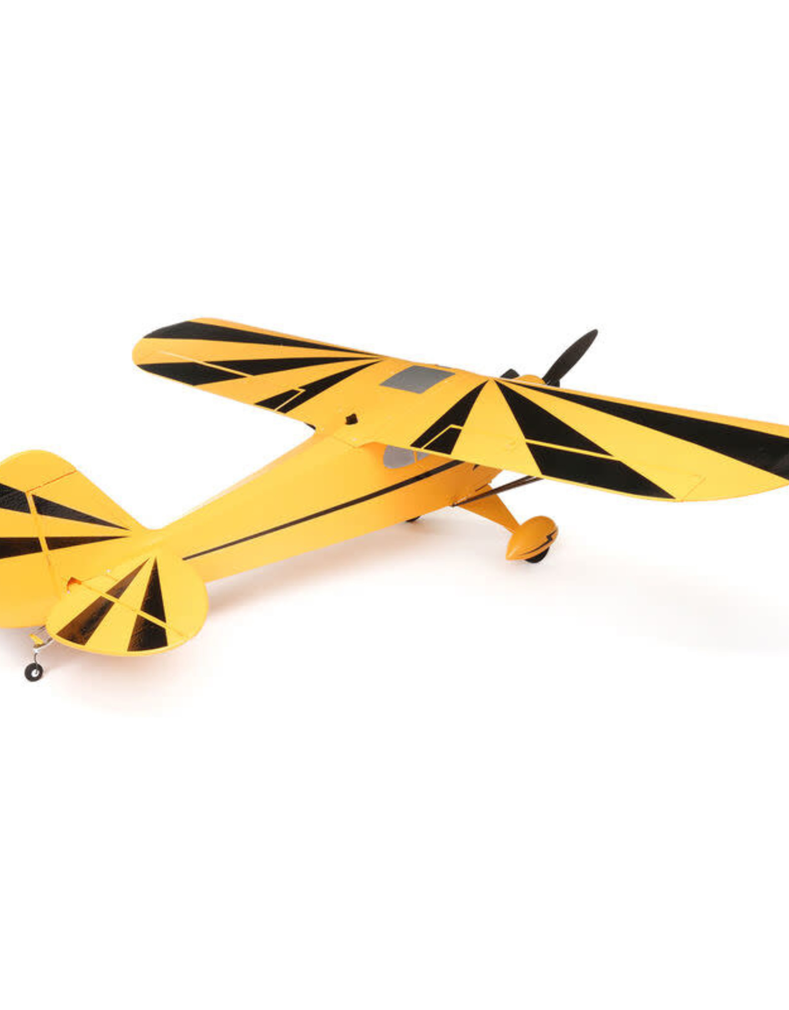 EFL EFL5150 Clipped Wing Cub 1.2m BNF Basic with AS3X and SAFE Select