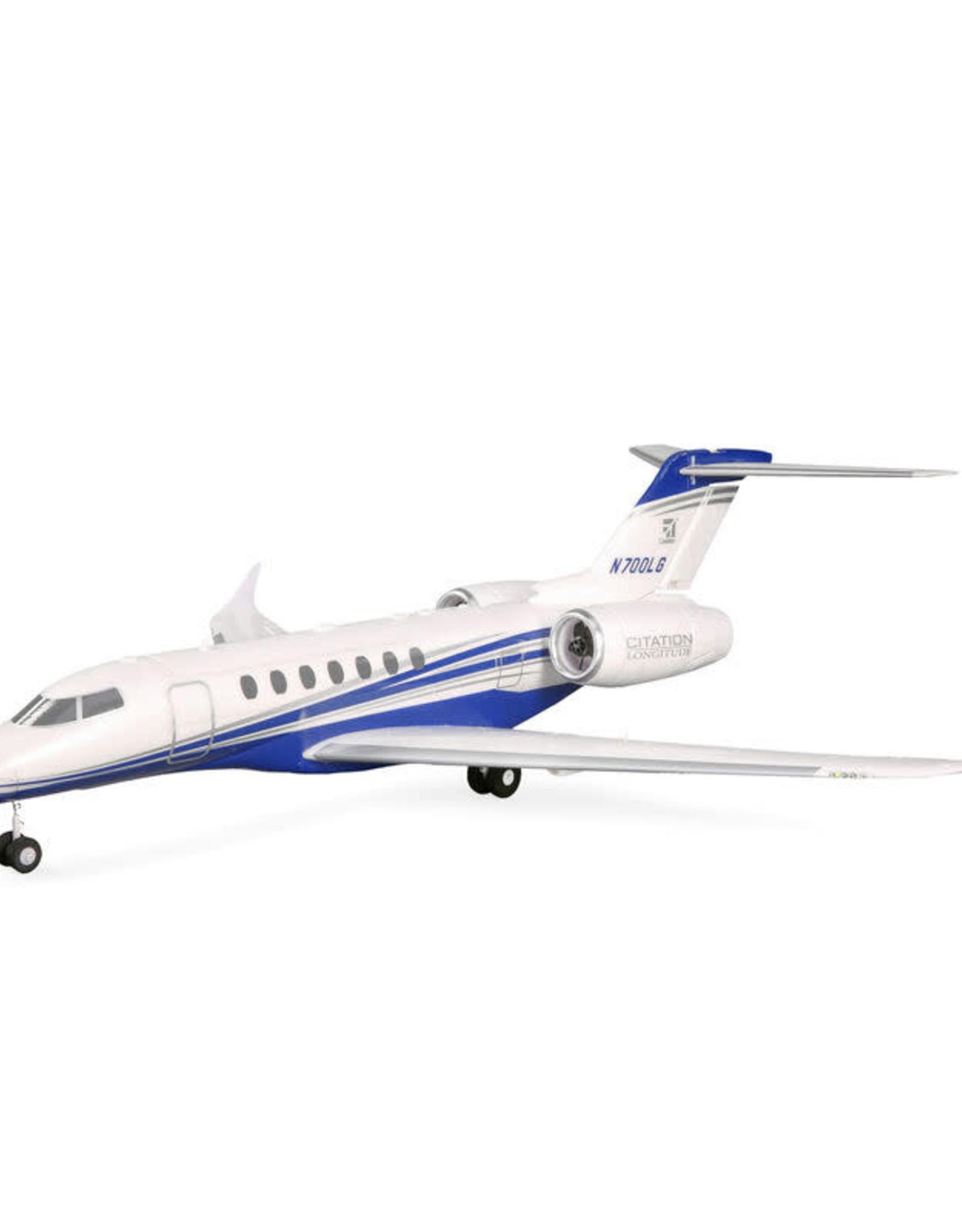 EFL EFLU6350 UMX Citation Longitude Twin 30mm EDF BNF Basic with SAFE Select