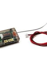 spektrum SPMSR6100AT SR6100AT 6 Channel AVC/Telemetry Surface Receiver