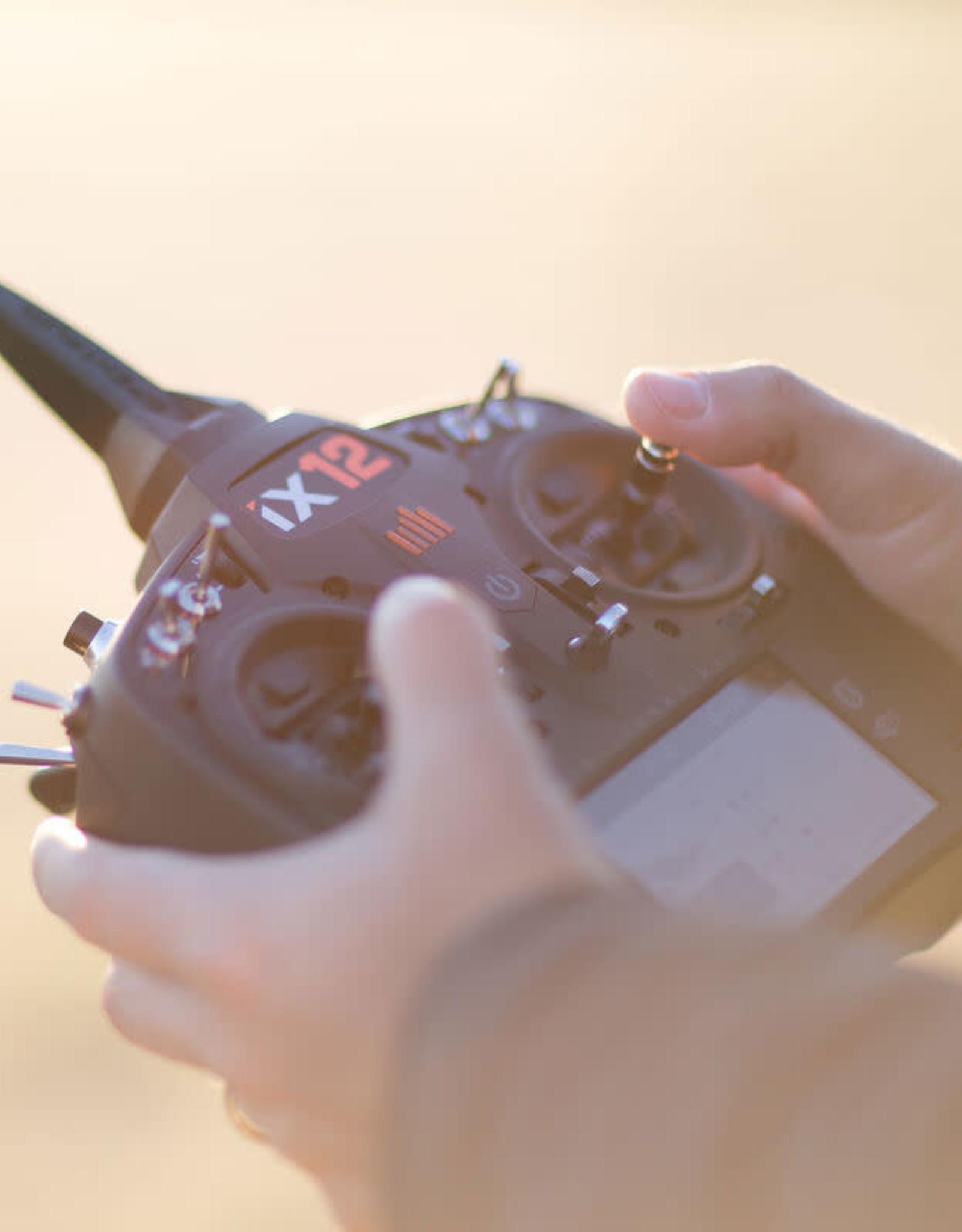 spektrum SPMR12000 iX12 12-Channel DSMX Transmitter Only