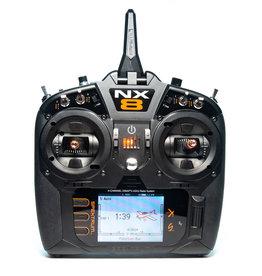 SPMR8200 NX8 8-Channel DSMX Transmitter Only