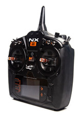 SPMR8200 NX8 8-Channel DSMX Transmitter Only