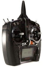 SPMR8105 DX8e 8 Channel Transmitter Only