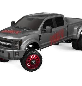 Cen Racing CEG8981 Ford F450 1/10 4WD Solid Axle RTR Truck - Grey