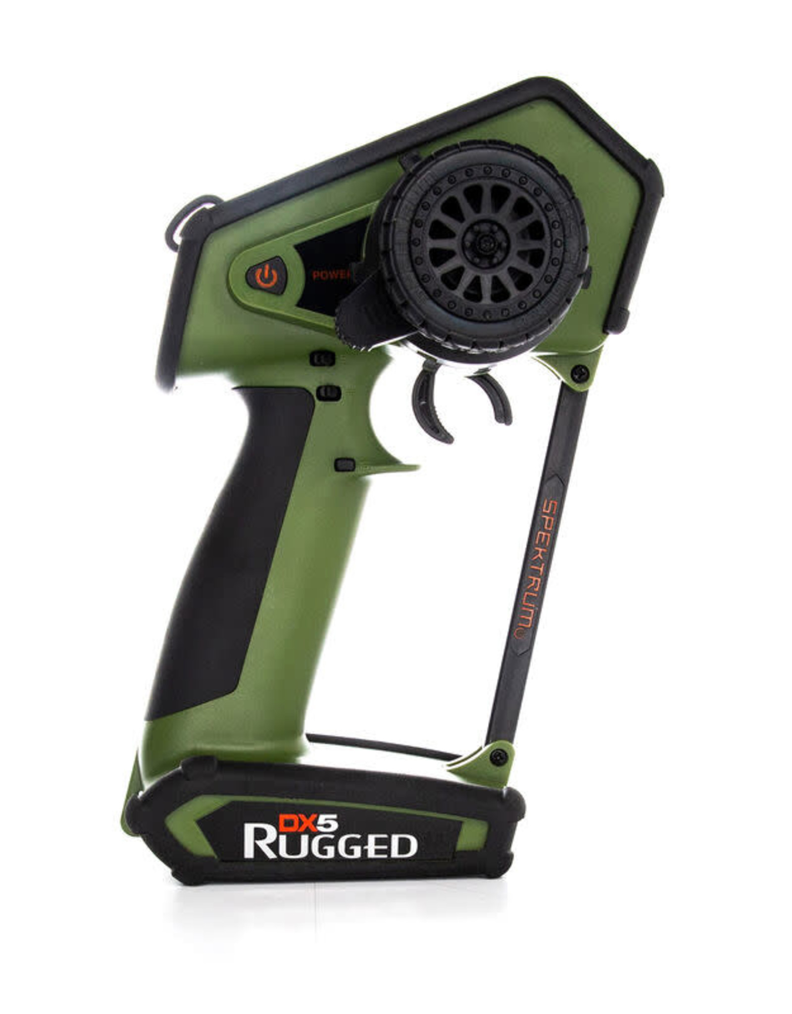 SPMR5200G DX5 Rugged DSMR TX Only, Green