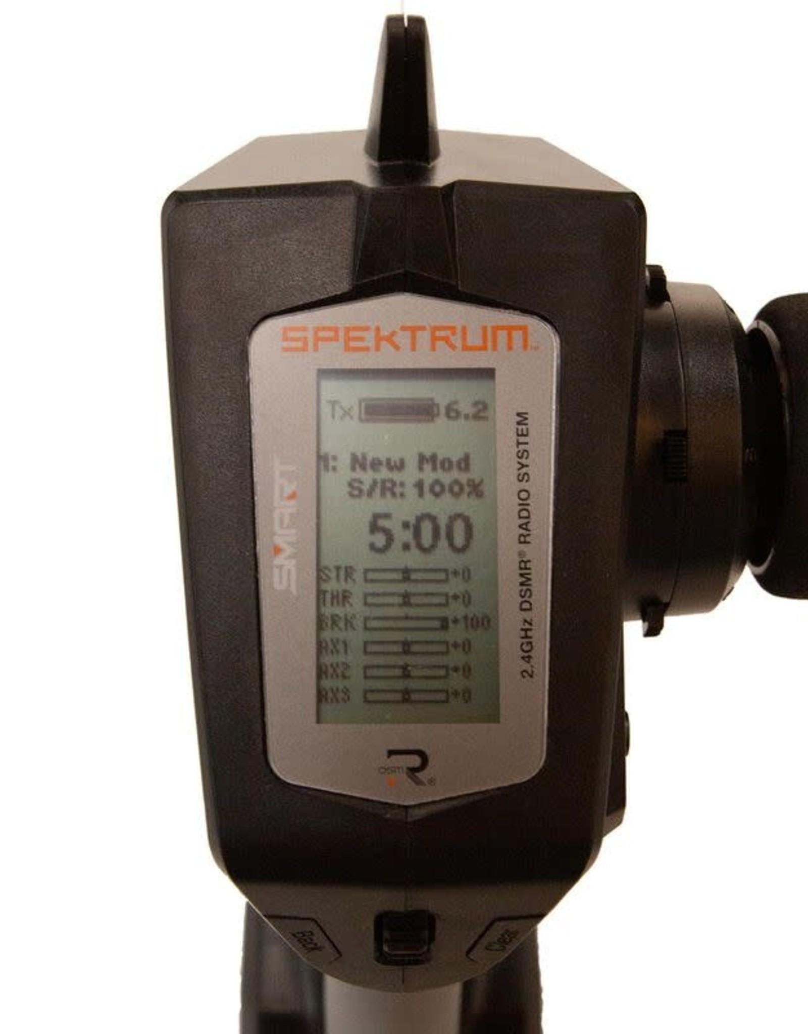spektrum SPM5120 DX5C SMART 5CH DSMR TX W/6100AT