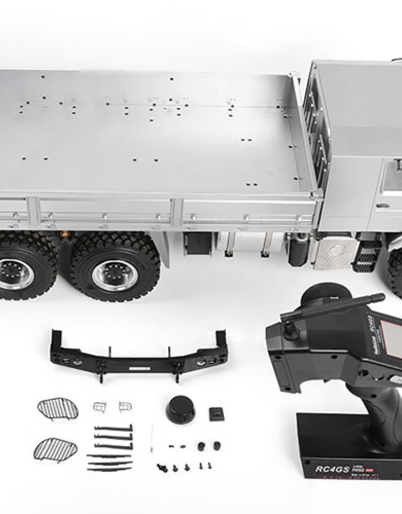 RC4WD RC4WD-VVJD00038 1/14 Overland 6x6 RTR RC Truck w/ Utility Bed