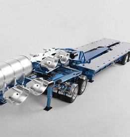 RC4WD RC4WD-VV-JD00018 Swingwing 3x8 Widening Equipment Semi Trailer and 2x8 Widening Dolly