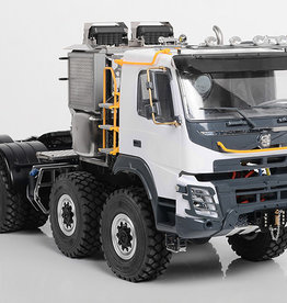 RC4WD RC4WD-VV-JD00034 1/14 8X8 Tonnage Heavy Haul Truck (FMX)