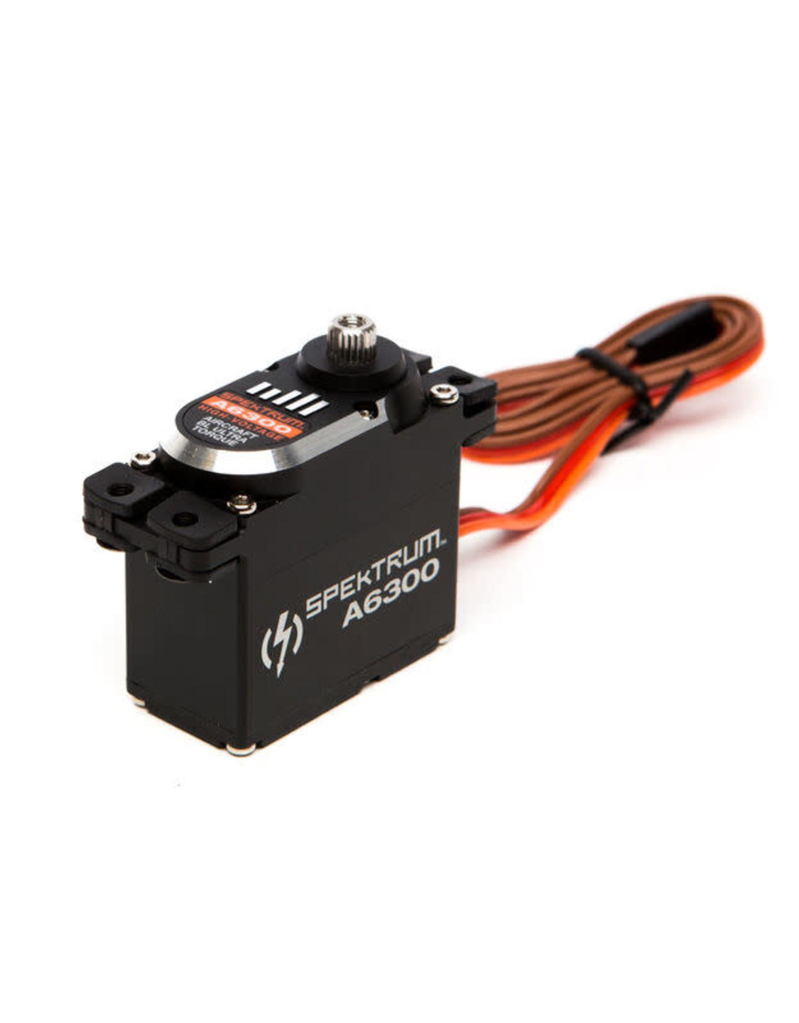 SPM SPMSA6300 A6300 Ultra Torque High Speed Metal BL HV Servo