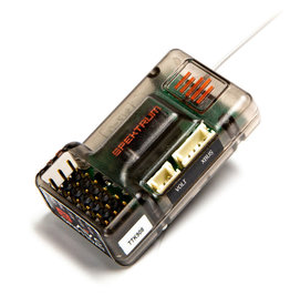 spektrum SPMSR6110AT SR6110AT DSMR 6-Channel AVC Telemetry Surface Receiver