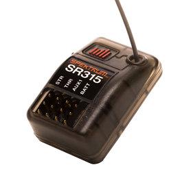spektrum SPMSR315 SR315 DSMR 3-Channel Sport Receiver