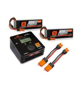 spektrum SPMXPS8HC Spektrum Smart Powerstage Bundle 8S 100C