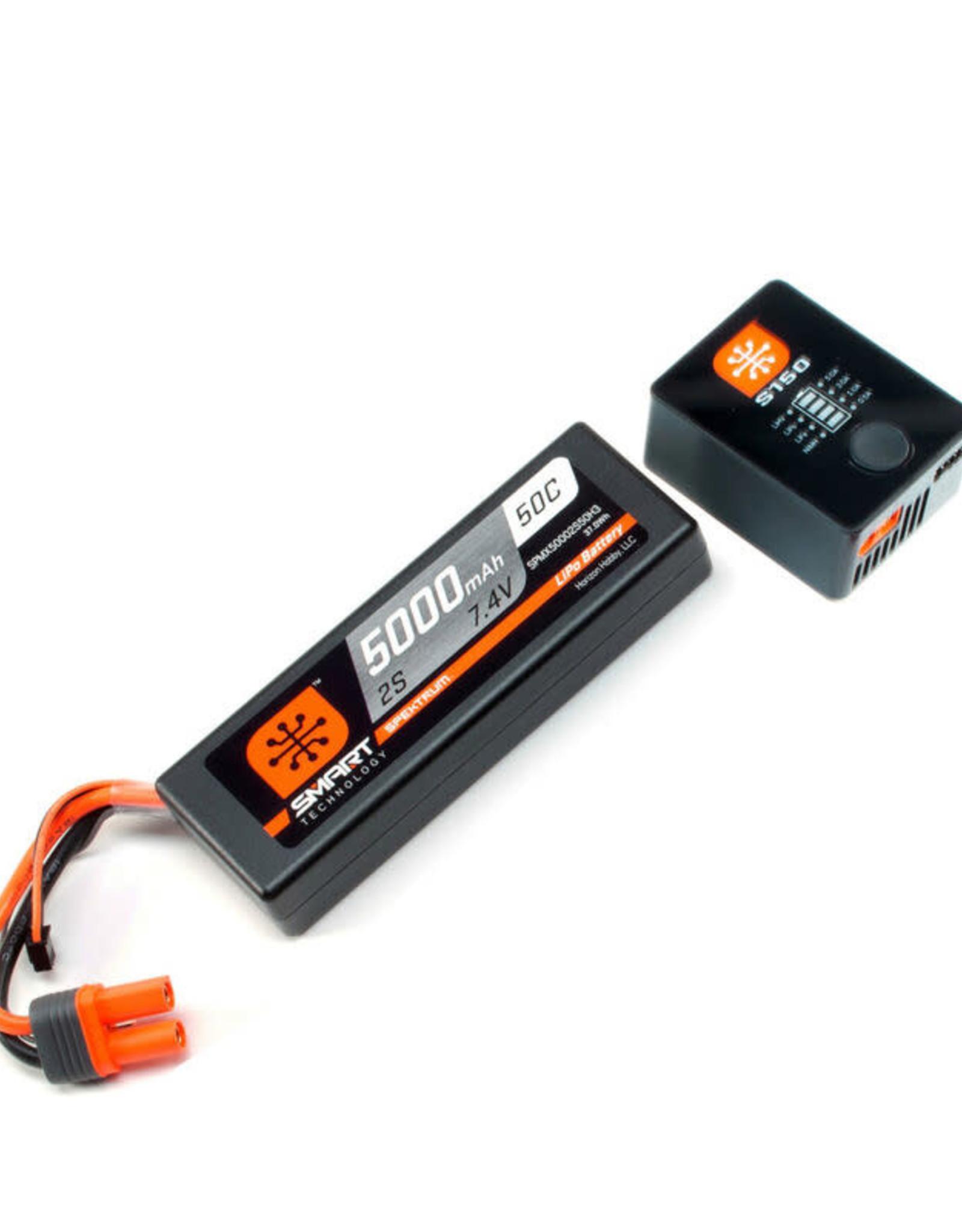 spektrum SPMXPS2 Smart Powerstage Bundle 2S