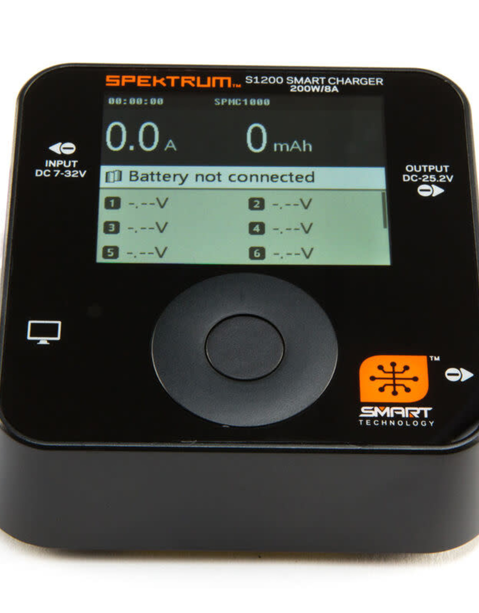 SPMXC1000 Spektrum Smart S1200 DC Charger, 1x200W