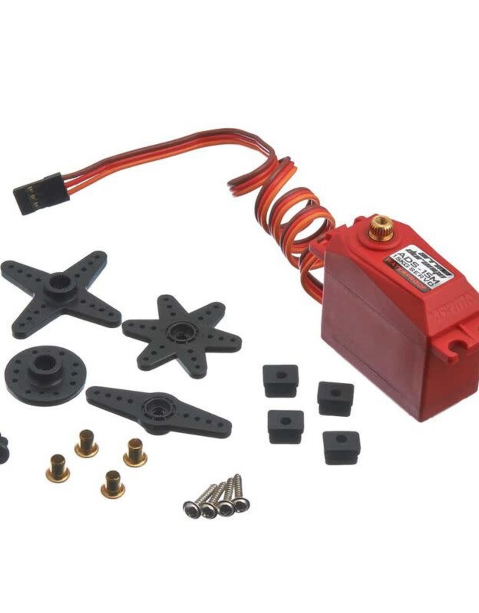Arrma AR390139 ADS-15M V2 15kg Waterproof Servo Red