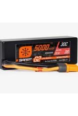 spektrum SPMX53S30H55000mAh 3S 11.1V Smart G2 LiPo 30C Hard Case; IC5