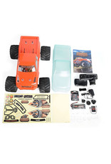 RC4WD RC4ZRTR0041 1/10 Carbon Assault Monster Truck RTR