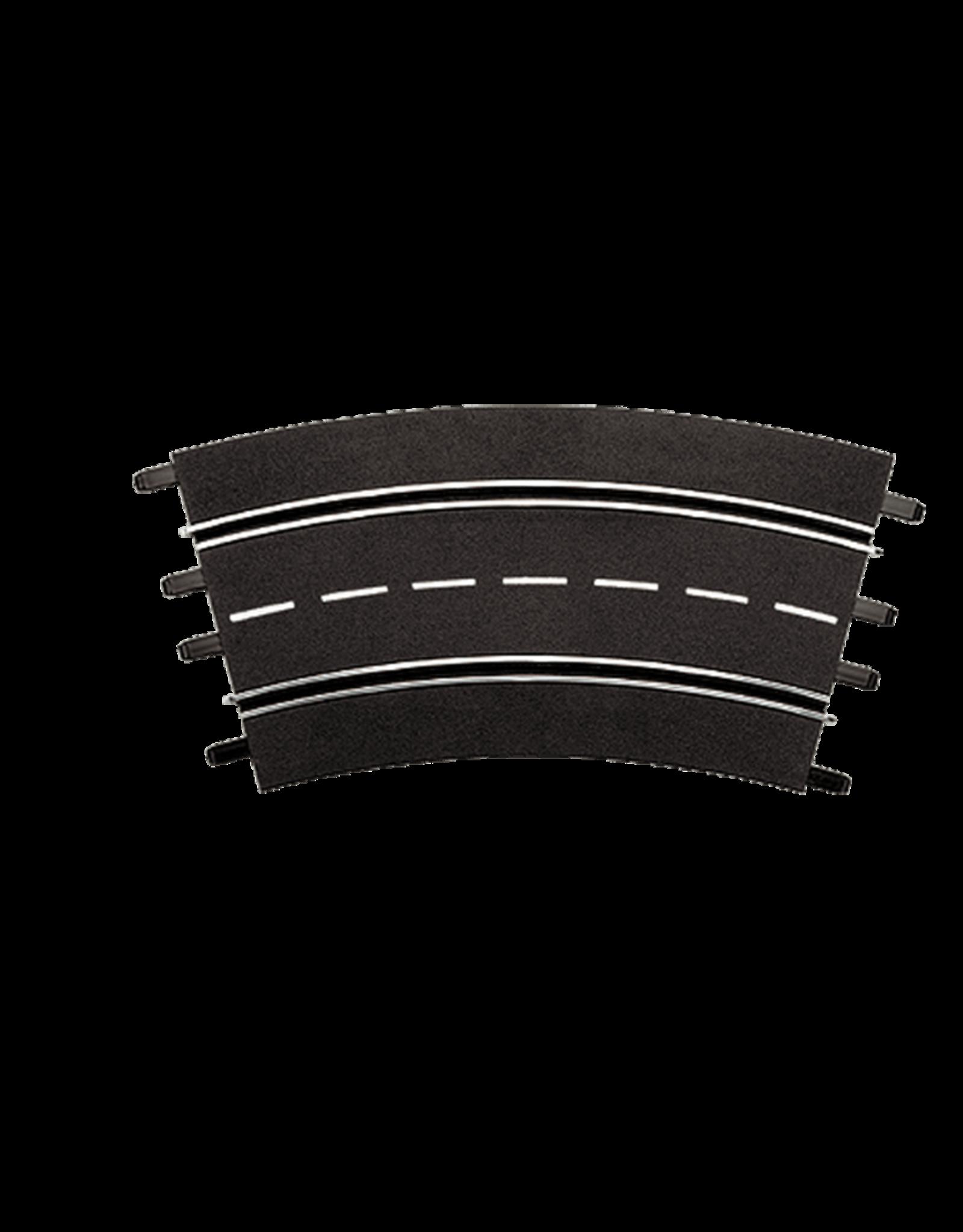 carrera CAR20573 Curve 3/30°, 6 Pieces - Digital 124/132 & Analog