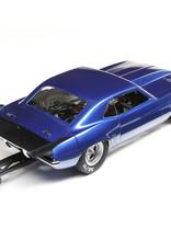 Losi LOS03035T2 1/10 '69 Camaro 22S No Prep Drag Car, Brushless 2WD RTR, Blue