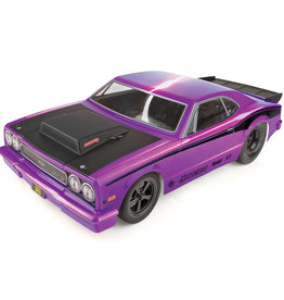 Team Associated ASC70028C DR10 RTR LiPo Combo: Purple