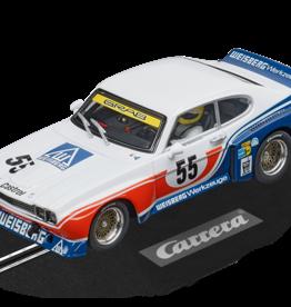 carrera CAR30927 Ford Capri RS No.55 DRM 1975, Digital 132 w/Lights